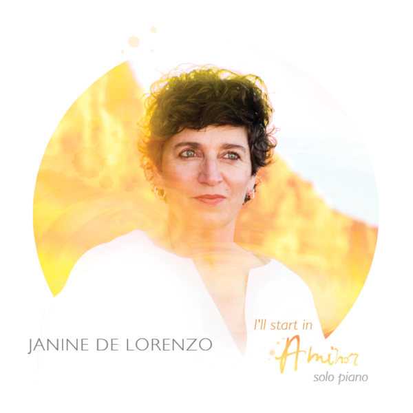 Janine De Lorenzo - I'll Start in A Minor